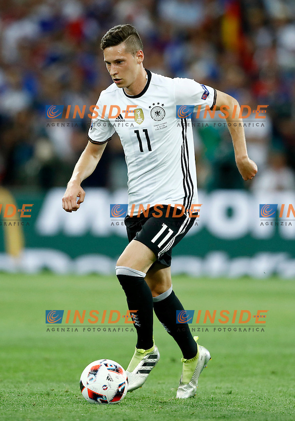 Julian Draxler (Germany) <br /> Marseille 07-07-2016 Stade Velodrome Football Euro2016 Germany - France / Germania - Francia Semi-finals / Semifinali <br /> Foto Matteo Ciambelli / Insidefoto