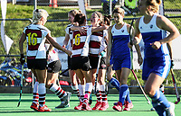 Midlands v Central women. National Hockey League, Day One action, National Hockey Stadium, Wellington, New Zealand. Saturday 15 September 2018. Photo: Simon Watts/www.bwmedia.co.nz/Hockey NZ
