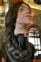 Museo Paolo Gorini, 1813- 1881,  Ospedale Vecchio Lodi, scienzato,collezione preparati anatomici, mummie, conservazione corpi, Lodi, Italy
