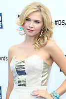 SANTA MONICA, CA - AUGUST 19: Claudia Lee at the 2012 Do Something Awards at Barker Hangar on August 19, 2012 in Santa Monica, California. Credit: mpi21/MediaPunch Inc. /NortePhoto.com<br />