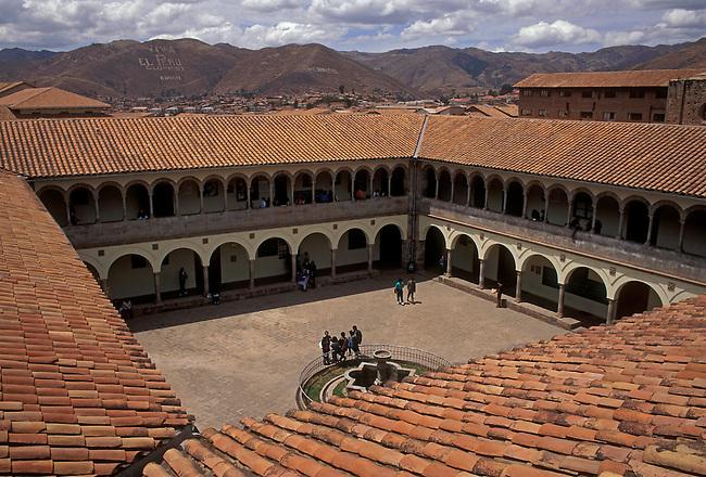 National University of San Antonio Abad, Cuzco, Peru, South America.
