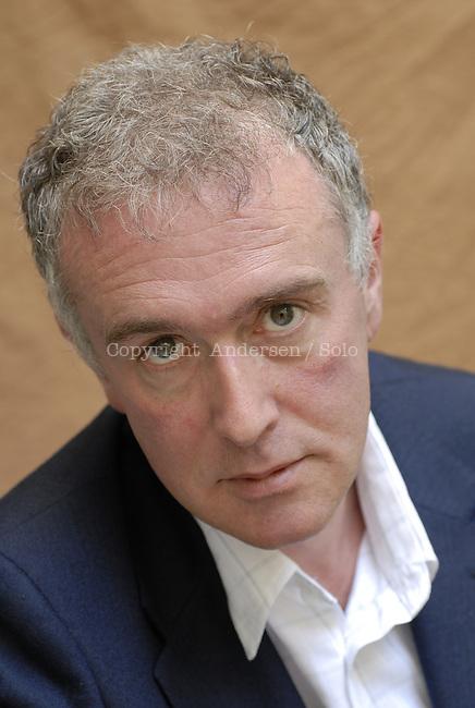 Joseph O Connor, Irish writer.
