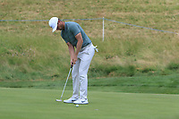 Lucas Bjerregaard (DEN) on the 9th during Round 3 of the HNA Open De France at Le Golf National in Saint-Quentin-En-Yvelines, Paris, France on Saturday 30th June 2018.<br /> Picture:  Thos Caffrey | Golffile