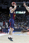 FC Barcelona's Maciej Lampe during Liga Endesa ACB 2nd Final Match.June 21,2015. (ALTERPHOTOS/Acero)