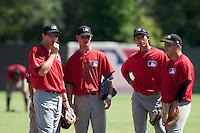 Baseball - MLB European Academy - Tirrenia (Italy) - 20/08/2009 - Players
