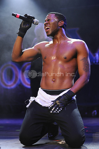 SUNRISE, FL - DECEMBER 12 : Jason Derulo Performs at the Y-100 Jingle ball held at the Bank Atlantic center on December 12, 2009 in Fort Lauderdale Florida. Credit: mpi04/MediaPunch