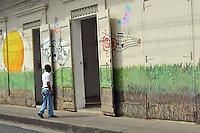 Casa de Arte, una de las instituciones culturales que dejaron sin dinero en Santiago.Lugar:Ciudad de Santiago de los Caballero.Foto:Maximo Laureano.Fecha:.