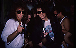 Scott Rockenfield & Chris DeGarmo of Queensryche 1985