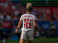 FRISCO, TX - MARCH 11: Mapi Leon #16 of Spain looks to the ball during a game between England and Spain at Toyota Stadium on March 11, 2020 in Frisco, Texas.