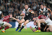 Picture by Allan McKenzie/SWpix.com - 08/09/2017 - Rugby League - Betfred Super League - The Super 8's - Hull FC v Wigan Warriors - KC Stadium, Kingston upon Hull, England - Hull FC's Jamie Shaul.