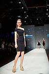 20.1.2015, Potsdam Now Fashion Week. Gezeigt werden moderne, exklusive Kollektionen führender israelischer Designerinnen und Designer. Shani Zimmerman und Zion Anava interpretieren auf sehr unterschiedliche Weise elegante Ready-To-Wear. Danach geht es weiter mit der Kollektion des ebenfalls aus Tel Aviv stammenden, seit 2014 jedoch auch in Amsterdam vertretenen Labels Frau Blau. Efrat Kalig ist berühmt für ihre eindrucksvolle Couture und bildet den Abschluss der Schauen.<br /><br />Show von Efrat Kalig