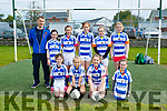 Enjoying the U11 Garda Carmel O'Connor Memorial blitz at Na Gaeil GAA were Annascaul