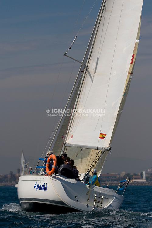 ESP8043 Apache - 61 Trofeo Magdalena - Cruceros - Real Club Náutico de Castellón - 1-2/3/2008 - Castellón, España