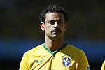 Fred (BRA), JUNE 28, 2014 - Football / Soccer : FIFA World Cup Brazil 2014 round of 16 match between Brazil and Chile at the Mineirao Stadium in Belo Horizonte, Brazil. (Photo by AFLO)