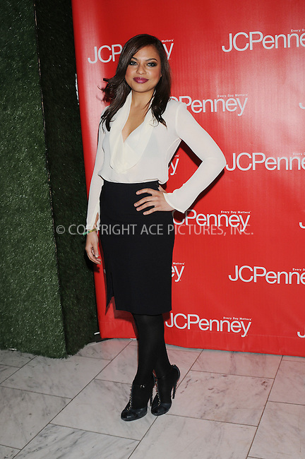 WWW.ACEPIXS.COM . . . . . ....February 10 2009, New York City....Actress Davida Williams arriving at 'Style Your Spring' presented by J.C. Penney at Espace on February 10, 2009 in New York City.....Please byline: KRISTIN CALLAHAN - ACEPIXS.COM.. . . . . . ..Ace Pictures, Inc:  ..tel: (212) 243 8787 or (646) 769 0430..e-mail: info@acepixs.com..web: http://www.acepixs.com