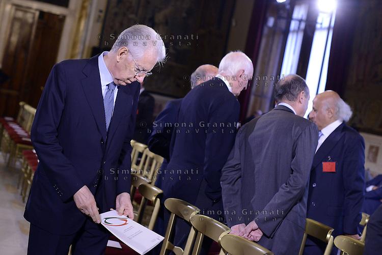 Roma, 7 Luglio 2015<br /> Camera dei Deputati<br /> Mario Monti.<br /> Relazione annuale dell'AGCOM<br /> Autorit&agrave; per le garanzie nelle telecomunicazioni.