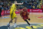 13.11.2019, EWE Arena, Oldenburg, GER, EuroCup 7Days, EWE Baskets Oldenburg vs Galatasaray Doga Sigorta Istanbul, im Bild<br /> <br /> Foto © nordphoto / Rojahn