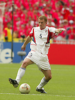 John O'Brien, USA vs. South Korea, 2002 World Cup.