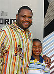 "WESTWOOD, CA. - June 22: Anthony Anderson arrives at the 2009 Los Angeles Film Festival - The Los Angeles Premiere of ""Transformers: Revenge of the Fallen"" at Mann's Village Theater on June 22, 2009 in Los Angeles, California."
