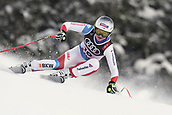 10th February 2019, Are, Sweden; Alpine skiing: Combination, ladies: downhill; Corinne Suter from Switzerland on her run