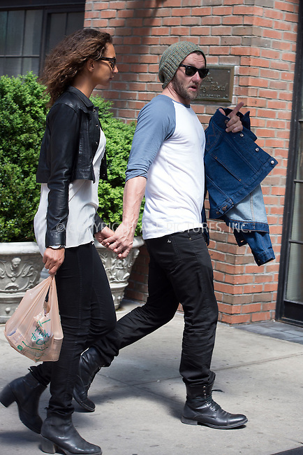WWW.ACEPIXS.COM....May 1 2013, New York City....Actor Joel Edgerton arrives at a Soho hotel on May 1 2013 in New York City......By Line: Curtis Means/ACE Pictures......ACE Pictures, Inc...tel: 646 769 0430..Email: info@acepixs.com..www.acepixs.com