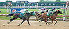 Sing the Blues winning at Delaware Park on 7/22/13