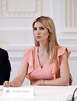Ivanka Trump participates in the American Leadership in Emerging Technology Event in the East Room of the White House in Washington, DC, on June 22, 2017. <br /> Credit: Olivier Douliery / Pool via CNP /MediaPunch