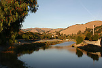 Alameda Creek at start of Niles Canyon