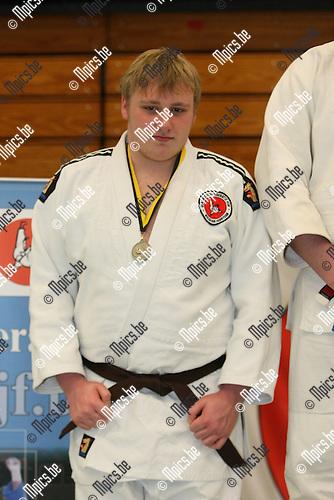 2010-02-12 / Judo / VK Herentals 2010 / Sam Tânter..Foto: mpics
