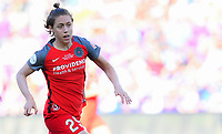 Orlando, FL - Saturday October 14, 2017: Meghan Klingenberg during the NWSL Championship match between the North Carolina Courage and the Portland Thorns FC at Orlando City Stadium.