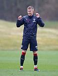 13.04.2018 Rangers training:<br /> Ross McCrorie