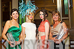 Carol Kennelly, Rose O'Sullivan, Karyn Moriarty and Aoife Healy at Kerry Fashion Weekend at the Brehon Hotel Killarney on Sunday