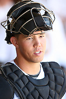 Kyle Skipworth - Phoenix Desert Dogs - 2010 Arizona Fall League.Photo by:  Bill Mitchell/Four Seam Images..