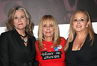 LOS ANGELES, CA - NOVEMBER 1: Pamela Guest, Rosanna Arquette, Kelly Jones, at TheWrap&rsquo;s Power Women&rsquo;s Summit at the InterContinental Hotel in Los Angeles, California on November 1, 2018.   <br /> CAP/MPI/FS<br /> &copy;FS/MPI/Capital Pictures