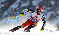 27th October 2019; Soelden, Austria; Mens FIS World Cup skiing, giant slalom;  Mens World Cup Giant Slalom Ski Opening Erik Read CAN