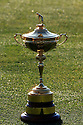 The Ryder Cup awaits the US team on official practice day prior to the 37th Ryder Cup Matches, September 16 -21, 2008 played at Valhalla Golf Club, Louisville, Kentucky, USA ( Picture by Phil Inglis ).... .......