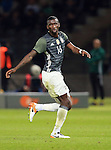 Germany's Antonio Rudiger in action during the International Friendly match at Olympiastadion.  Photo credit should read: David Klein/Sportimage