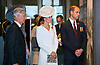 30.07.2017, Ypres; Belgium: DUKE AND DUCHESS OF CAMBRIDGE, QUEEN MATHILDE AND KING PHILIPPE OF BELGIUM<br />