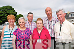 Dan Paddy Andy Festival Committee : L- R : Kay O'Leary, Chris Quinn, Albert Roche, Mary Mangan, Joe Harrington & Michael Mangan.