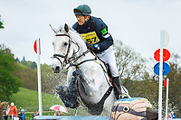 AUS-Bill Levett. 2013 GBR-Chatsworth International Horse Trials. Sunday 12 May. Copyright Photo: Libby Law Photography