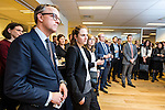 BRUSSELS - BELGIUM - 28 November 2016 -- Inauguration of the Nordic Energy Office. -- Olaf Ulsteth, CEO of Energy Norway with guests. -- PHOTO: Juha ROININEN / EUP-IMAGES