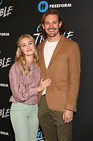 "LOS ANGELES - JAN 8:  AJ Michalka, Josh Pence at the ""Good Trouble"" Premiere Screening at the Palace Theater on January 8, 2019 in Los Angeles, CA"
