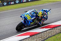 2nd November 2019; Sepang Circuit, Sepang Malaysia; MotoGP Malaysia, Qualifying Day;  The number 36 Team Suzuki ECSTAR rider Joan Mir during practice 3 - Editorial Use