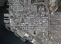 aerial photo map of San Diego, California, 2010.  For a more recent (or older) aerial of the same area, please contact Aerial Archives directly.