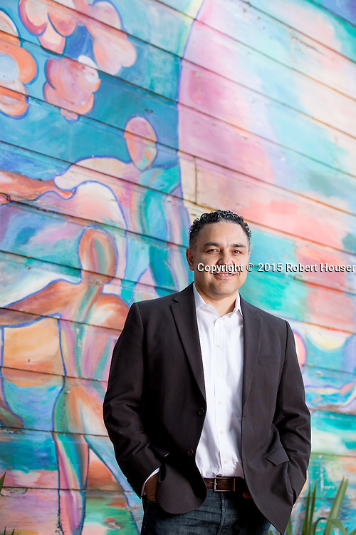 Portrait of Jose Quinonez - CEO - Mission Asset Fund
