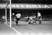 23/03/79 Blackpool v Shrewsbury Division 3..Tony Kellow heads home (3-0)....© Phill Heywood.