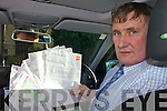 LOOPHOLE: Newcastle West driving instructor, Michael O'Donoghue who fears for road safety because of what he says is a major loophole in the driving test.