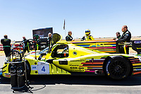 12th January 2020; The Bend Motosport Park, Tailem Bend, South Australia, Australia; Asian Le Mans, 4 Hours of the Bend, Race Day; The number 4 Arc Bratislava LMP2 Am driven by Miro Konopka, Andreas Laskaratos, Garnet Patterson before the race - Editorial Use