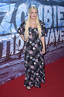 Tori Spelling at the premiere of SyFy TV-Film Zombie Tidal Wave at the Garland Hotel in Los Angeles, California August 12, 2019. Credit: Action Press/MediaPunch ***FOR USA ONLY***