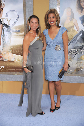 Hoda Kotb at the film premiere of 'Sex and the City 2' at Radio City Music Hall in New York City. May 24, 2010.Credit: Dennis Van Tine/MediaPunch